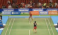 马琳VS三谷美菜津 2014日本公开赛 女单1/16决赛视频