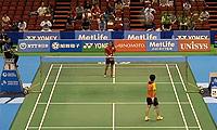 刘鑫VS因达农 2014日本公开赛 女单1/16决赛视频