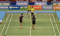 张楠/赵芸蕾VS陈炳顺/赖沛君 2014日本公开赛 混双1/8决赛视频