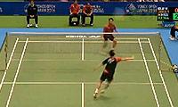 胡赟VS上田拓马 2014日本公开赛 男单1/8决赛视频