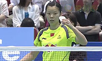 李雪芮VS马琳 2014日本公开赛 女单1/4决赛明仕亚洲官网