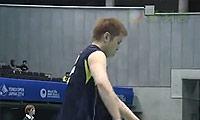 田儿贤一VS维汀哈斯 2014日本公开赛 男单1/4决赛视频