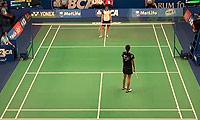 翁丽莲VS杰米 2014印尼公开赛 女单1/16决赛视频