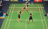 李龙大/申升瓒VS维迪安托/蒂莉 2014印尼公开赛 混双1/16决赛视频
