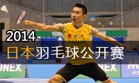 2014年日本羽毛球公开赛