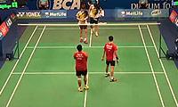 费尔纳迪/基多VS高成炫/申白喆 2014印尼公开赛 男双1/16决赛视频