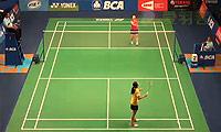 因达农VS山口茜 2014印尼公开赛 女单1/16决赛视频