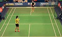 王适娴VS马琳 2014印尼公开赛 女单1/8决赛视频