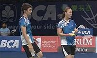 李龙大/申升瓒VS苏卡穆约/波莉 2014印尼公开赛 混双1/8决赛视频