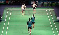 陈润龙/谢影雪VS迪瓦卡/加德雷 2014澳洲公开赛 混双1/16决赛视频