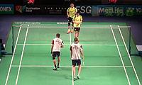 刘小龙/邱子瀚VS博世/雷德 2014澳洲公开赛 男双1/16决赛视频