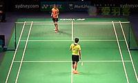 韩利VS因达农 2014澳洲公开赛 女单1/8决赛视频