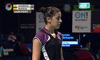 马琳VS辛德胡 2014澳洲公开赛 女单1/4决赛视频