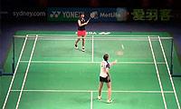 马琳VS桥本由衣 2014澳洲公开赛 女单半决赛视频