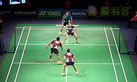 高成炫/金荷娜VS基多/皮娅 2014澳洲公开赛 混双半决赛视频