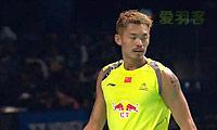 林丹VS西蒙 2014澳洲公开赛 男单决赛视频