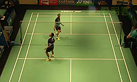 帕瓦尔VS庞拉尔莱特 2014美国公开赛 男单1/8决赛视频
