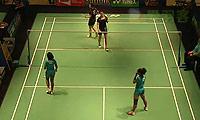 高博/洪德里奇VSVibieca Beronica/Daigenis Saturria 2014美国公开赛 女双1/8决赛视频