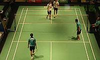 周菲利/庞拉尔莱特VSAndy (Weng Kai) Chong/Tahtat Pojanakanokporn 2014美国公开赛 男双1/8决赛视频