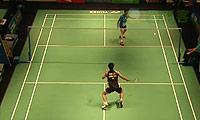 阮天明VS万佳鑫 2014美国公开赛 男单1/8决赛视频