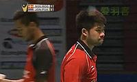 玛尼蓬/尼迪蓬VS鲍伊/摩根森 2014美国公开赛 男双决赛视频