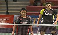 伊拉瓦蒂/玛丽莎VS切尔维亚科娃/维斯洛娃 2014美国公开赛 女双半决赛视频