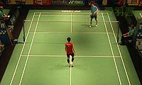 黄永棋VS李炫一 2014美国公开赛 男单1/4决赛视频
