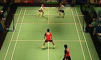 玛尼蓬/沙西丽VS山姆/克洛伊 2014美国公开赛 混双1/4决赛视频