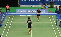 麦柯VS詹俊为 2014台北公开赛 男单资格赛视频
