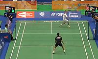陈仁杰VS舒之颢 2014台北公开赛 男单资格赛视频