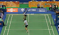 卢纪远VS苏德智 2014台北公开赛 男单资格赛视频