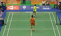 石宇奇VS马丁 2014台北公开赛 男单资格赛视频