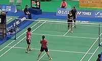 程文欣/谢沛蓁VS加德雷/瑞迪 2014台北公开赛 女双1/16决赛视频