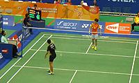 刘鑫VS利奥丁金 2014台北公开赛 女单1/16决赛视频