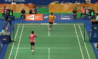 西蒙VS毛拉那 2014台北公开赛 男单1/16决赛视频