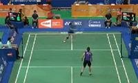 菲尔达萨里VS戴资颖 2014台北公开赛 女单1/8决赛视频