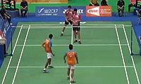 陈宏麟/王齐麟VS埃特里/雷迪 2014台北公开赛 男双1/8决赛视频