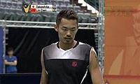 林丹VS武下利一 2014台北公开赛 男单半决赛视频