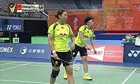 尼蒂娅/波莉VS于洋/王晓理 2014台北公开赛 女双决赛视频