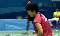 山口茜VS鲁塞莉 2014青奥会 女单1/4决赛视频