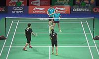 阿纳托里/科塞兹卡娅VS周菲利/杰米 2014羽毛球世锦赛 混双资格赛视频