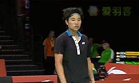 叶姵延VS克洛伊 2014羽毛球世锦赛 女单资格赛视频