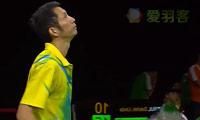 阮天明VS舒之颢 2014羽毛球世锦赛 男单资格赛视频