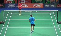 马尔科夫VS扎瓦德斯基 2014羽毛球世锦赛 男单资格赛视频