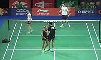 尼尔森/佩蒂森VS阿伦茨/皮克 2014羽毛球世锦赛 混双资格赛视频