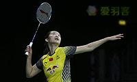 李雪芮VS加文霍尔特 2014羽毛球世锦赛 女单1/16决赛视频