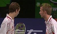 鲍伊/摩根森VS克里斯南塔/奇雅加特 2014羽毛球世锦赛 男双1/16决赛视频