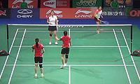 田卿/赵芸蕾VS古塔/蓬纳帕 2014羽毛球世锦赛 女双1/16决赛视频
