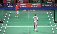 约根森VS海诺 2014羽毛球世锦赛 男单1/16决赛视频