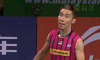 李宗伟VS埃文斯 2014羽毛球世锦赛 男单1/8决赛视频